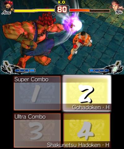 Super Street Fighter IV se představuje na 3DS 29857
