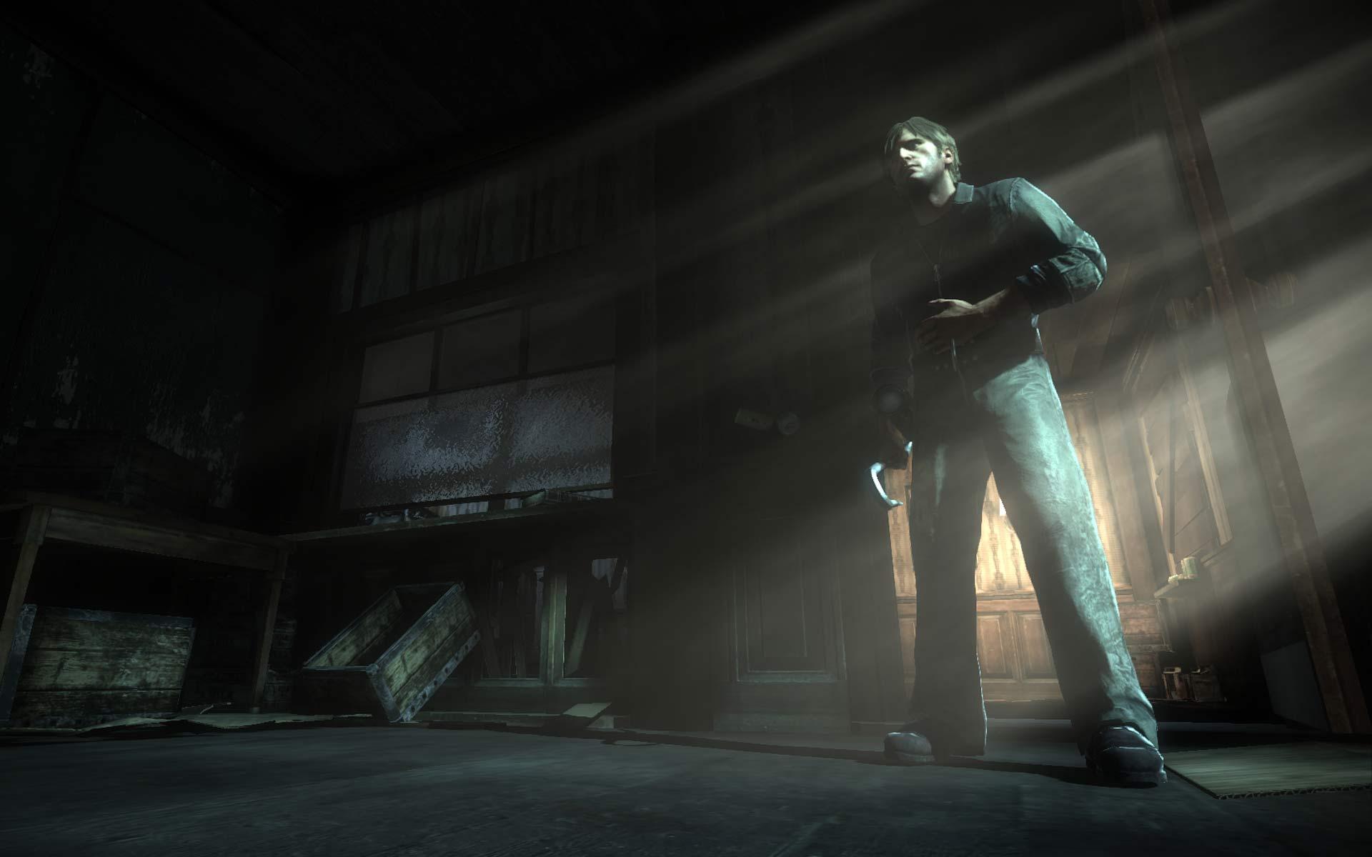 První pohlednice z potemnělého Silent Hill: Downpour 30030