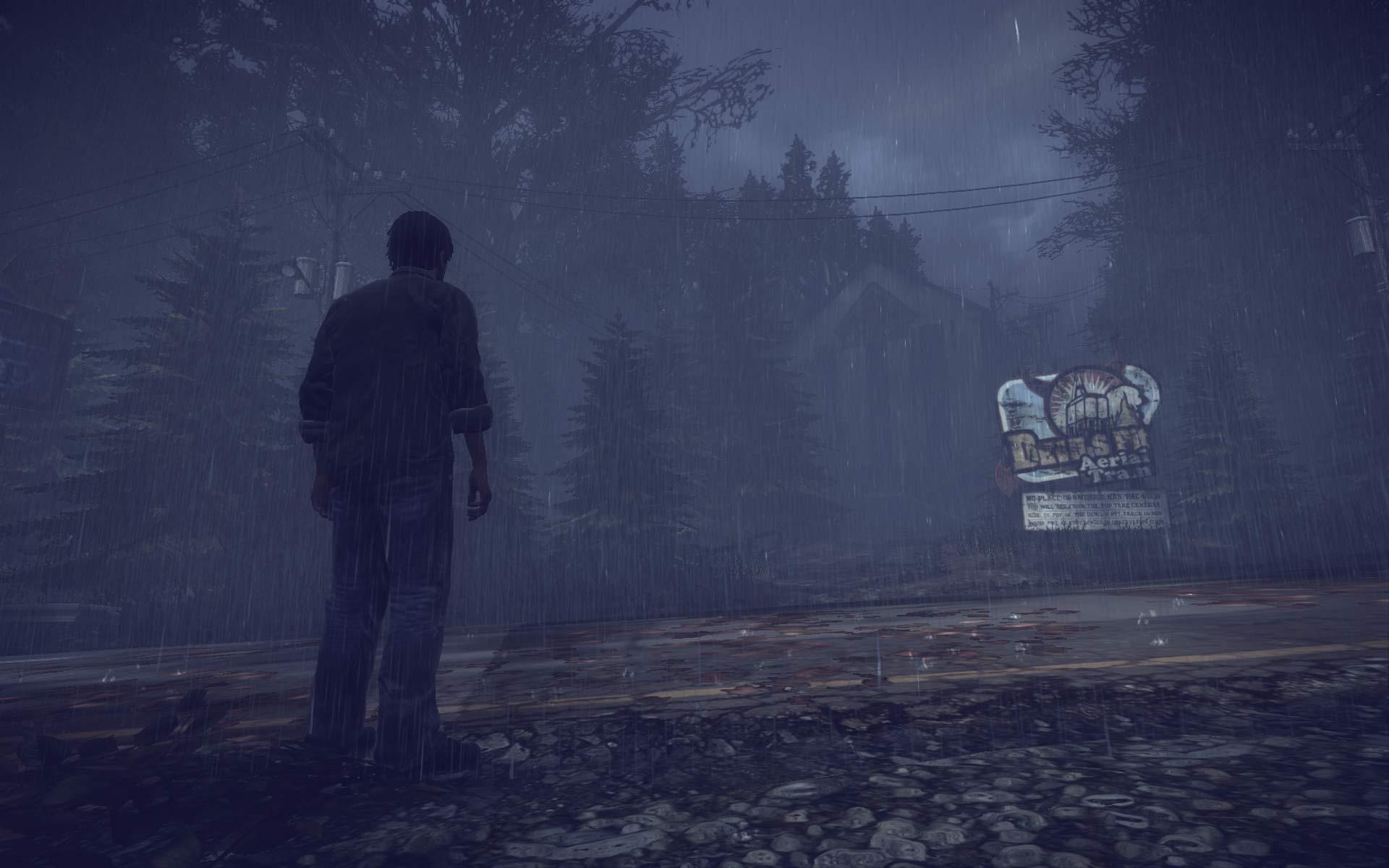První pohlednice z potemnělého Silent Hill: Downpour 30033