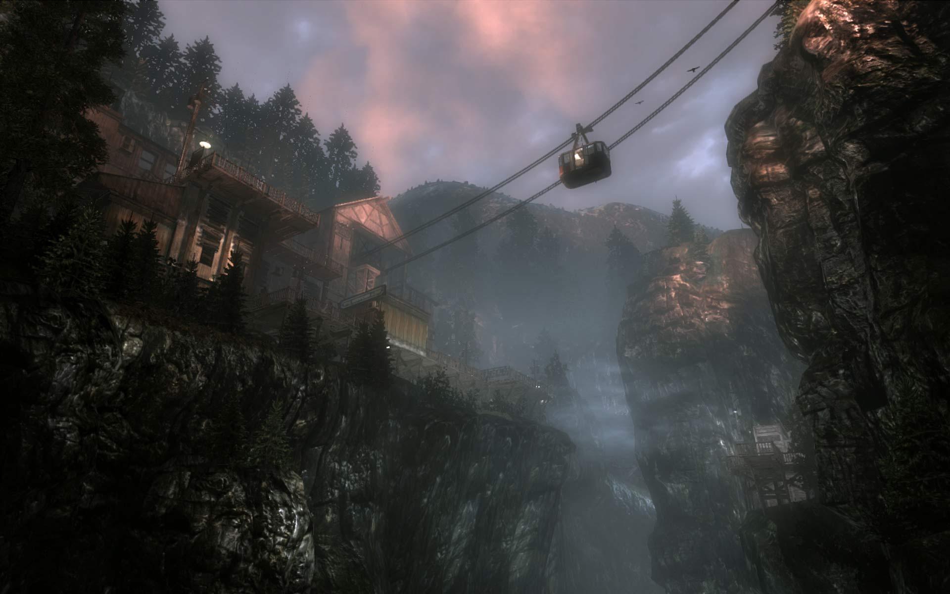 První pohlednice z potemnělého Silent Hill: Downpour 30034