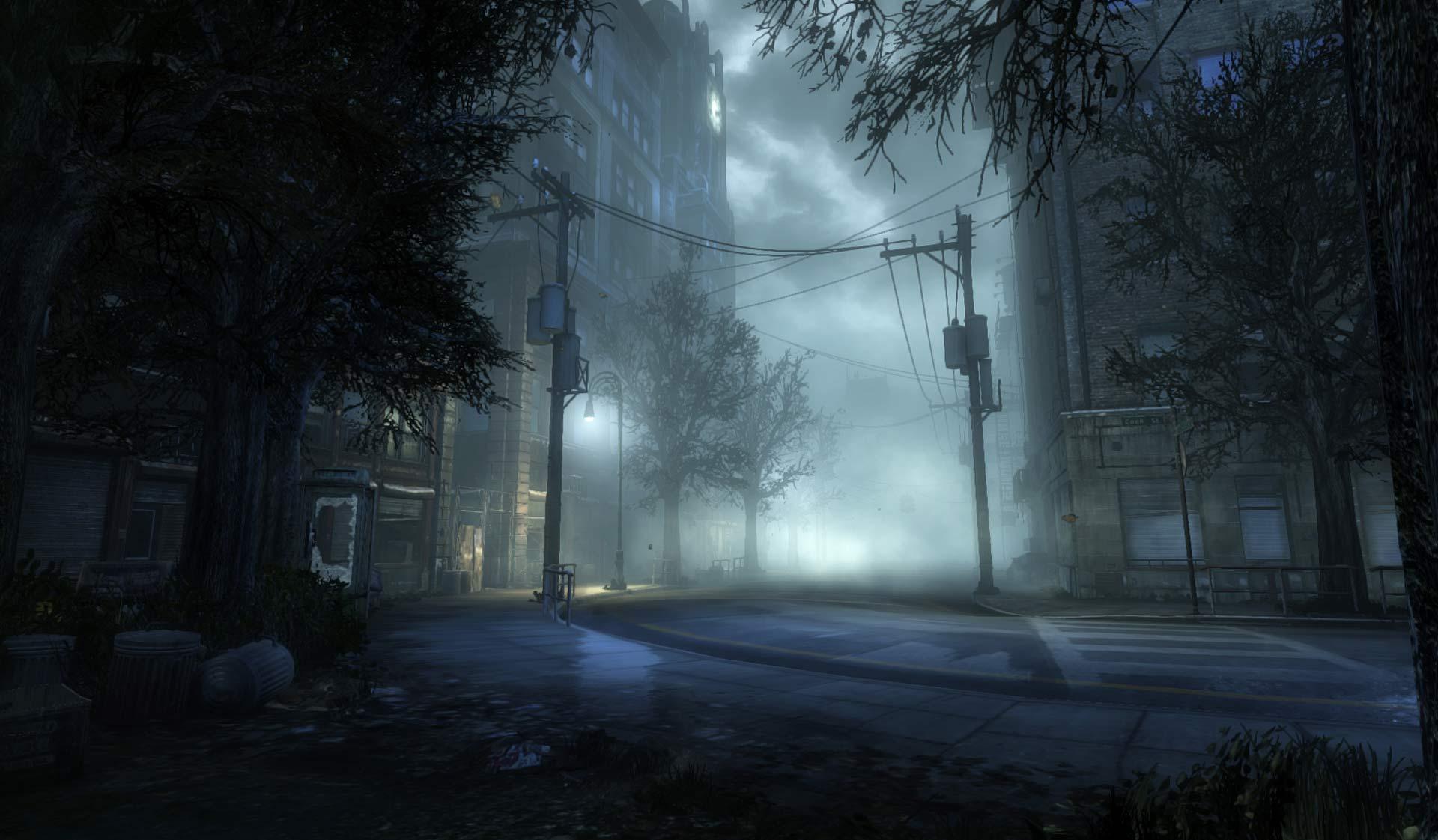 První pohlednice z potemnělého Silent Hill: Downpour 30036