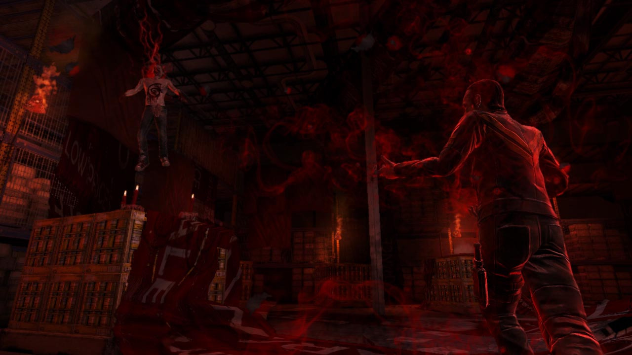 Strašidelná galerie z F.E.A.R. 3 30082