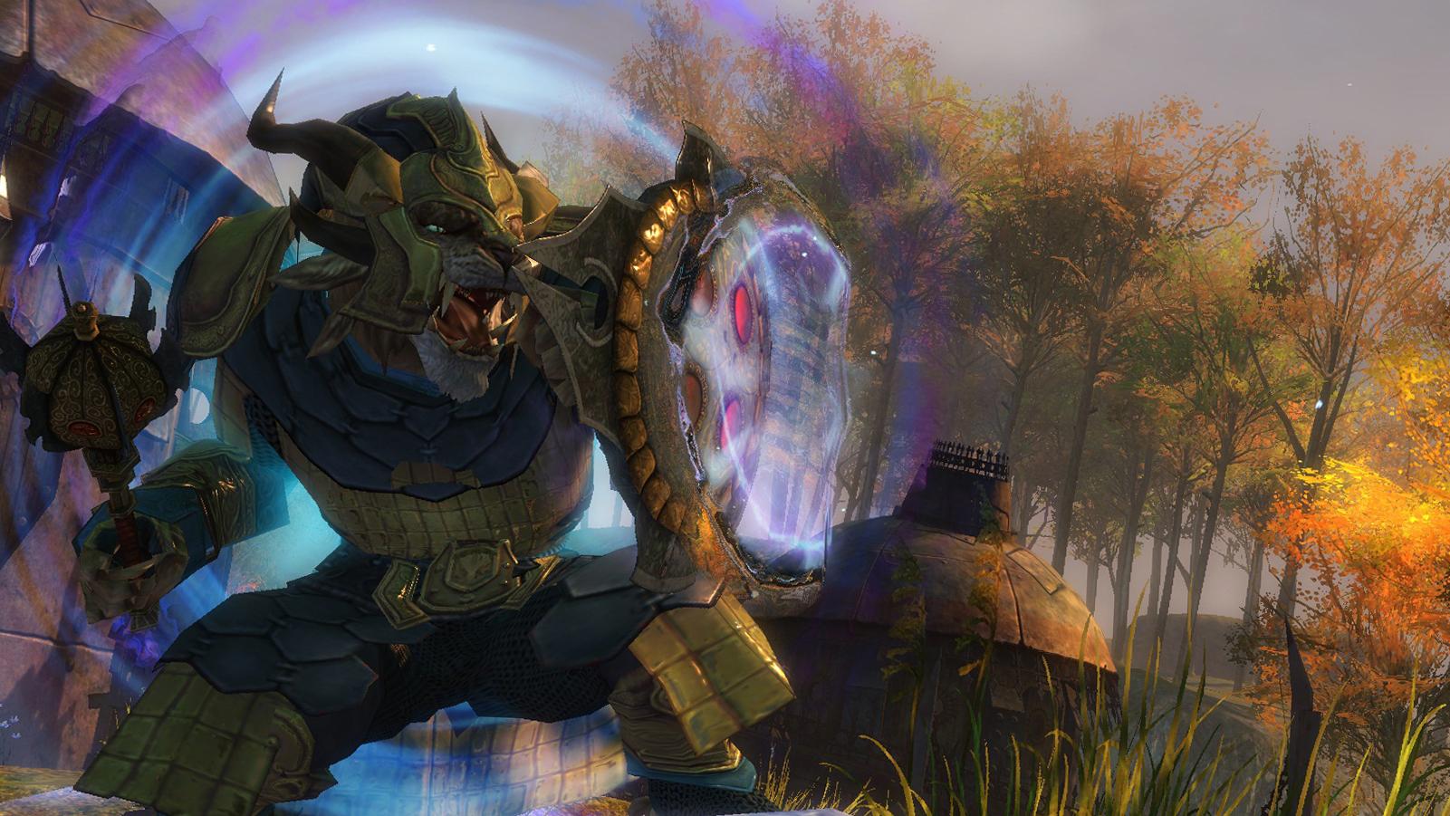 Guardian z Guild Wars 2 v detailech 30270