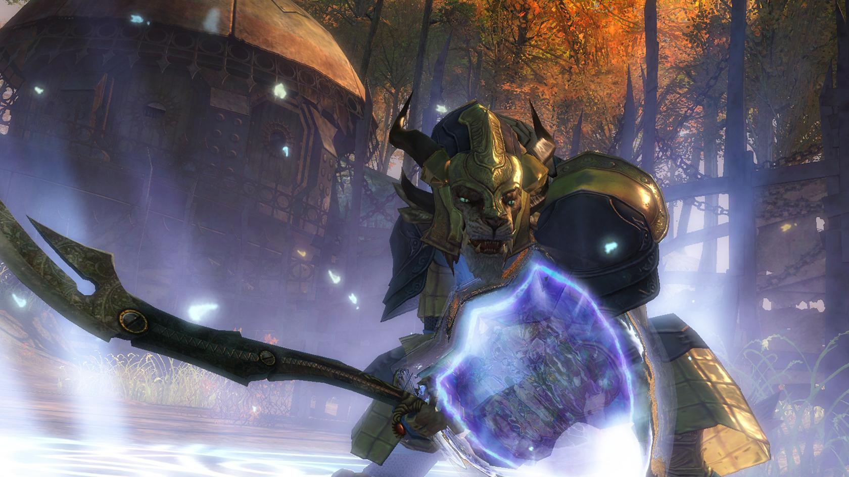 Guardian z Guild Wars 2 v detailech 30272
