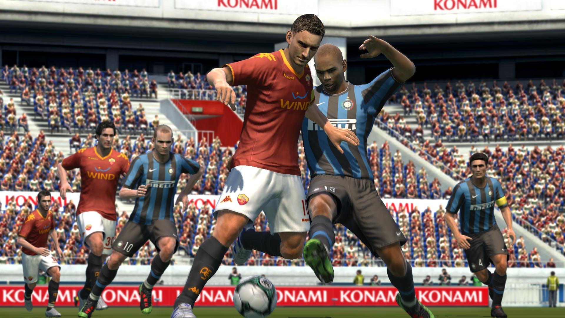 Stáhněte si demo Pro Evolution Soccer 2011 3032