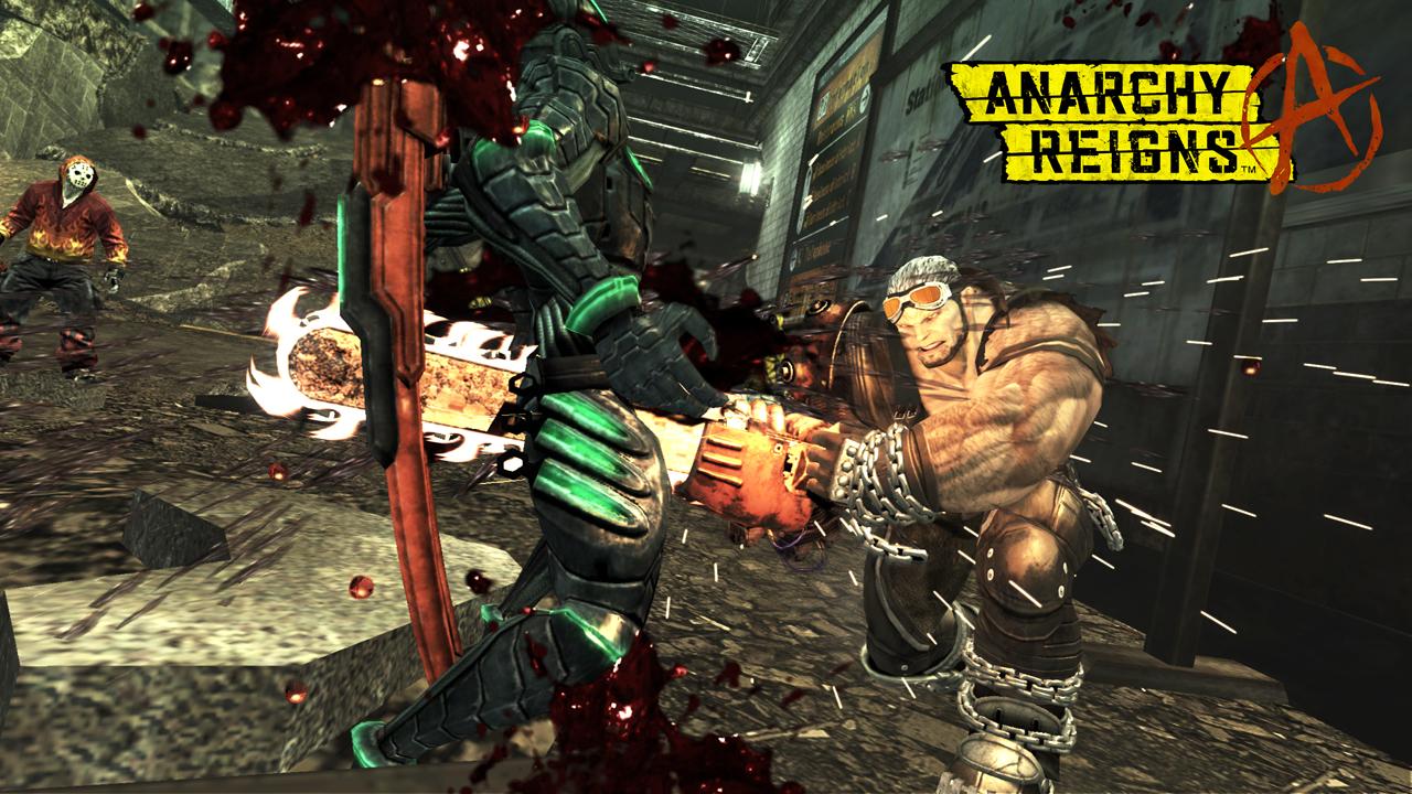 Multiplayerová bojovka Anarchy Reigns odhalena 30321