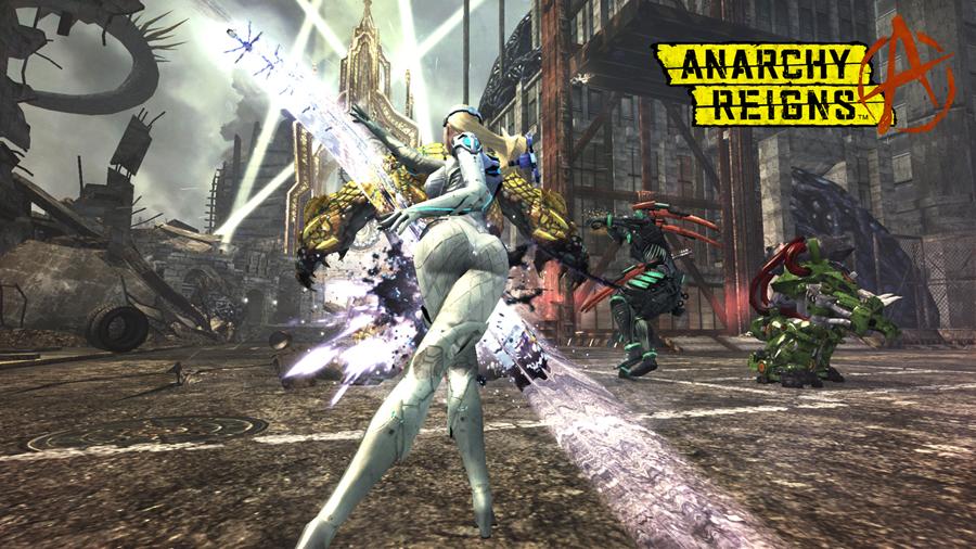 Multiplayerová bojovka Anarchy Reigns odhalena 30322