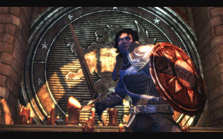 Dungeon Siege 3 v čerstvé galerii 30710