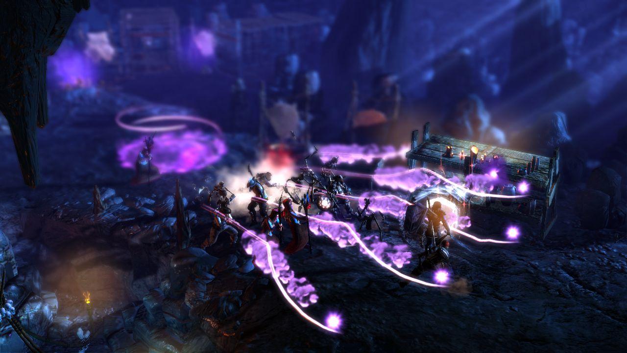 Dungeon Siege 3 v čerstvé galerii 30711