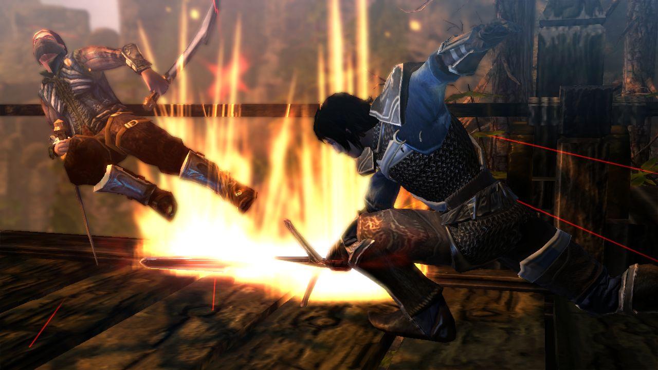 I za hraní MP v Dungeon Siege 3 budou XP 30713
