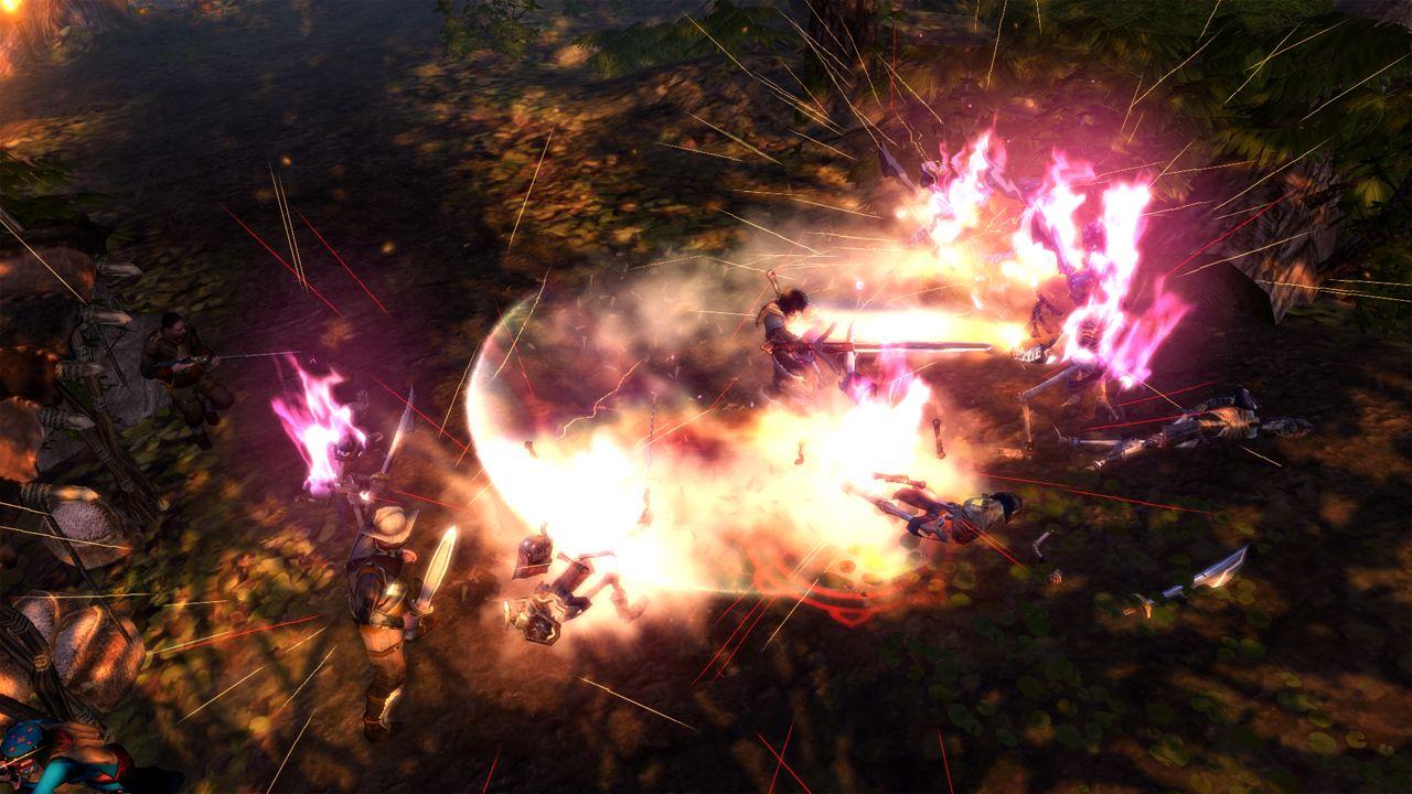 I za hraní MP v Dungeon Siege 3 budou XP 30714