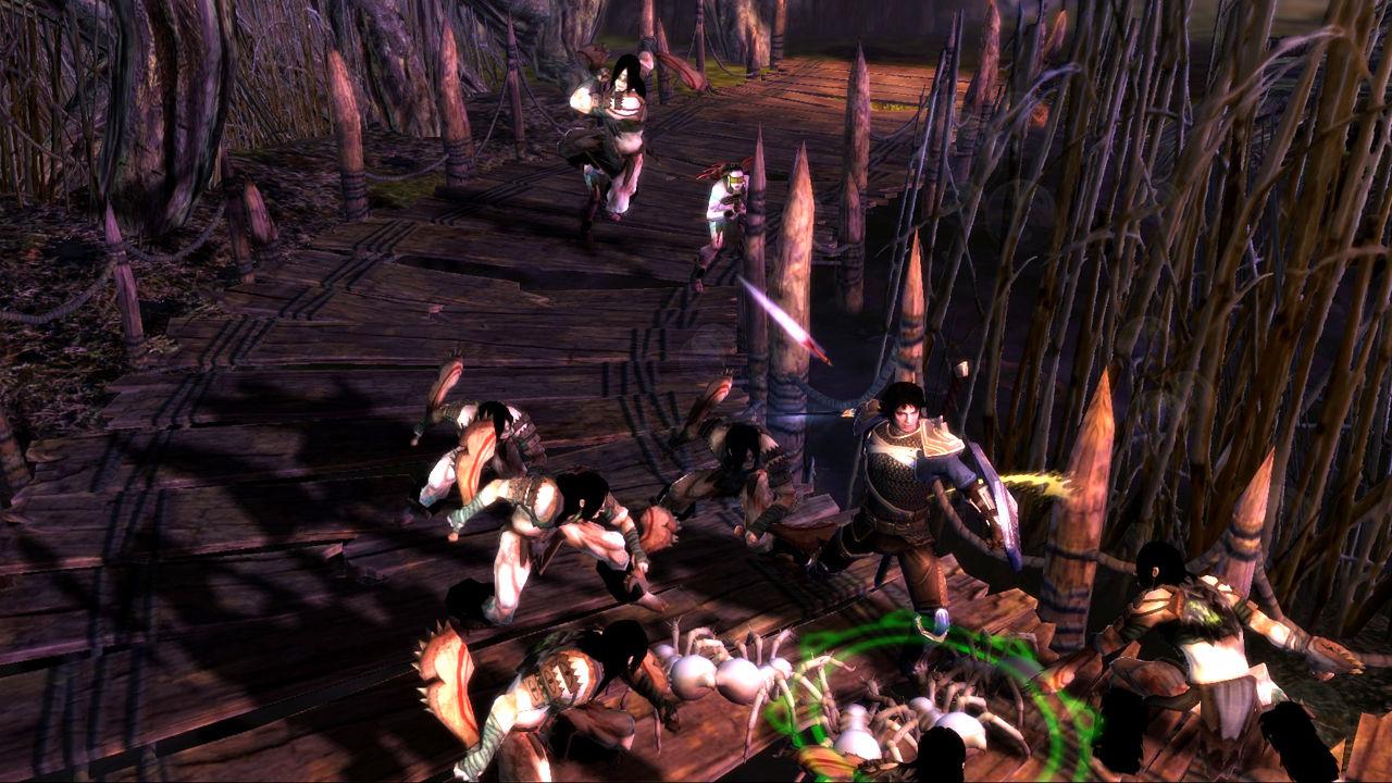 Dungeon Siege 3 v čerstvé galerii 30715