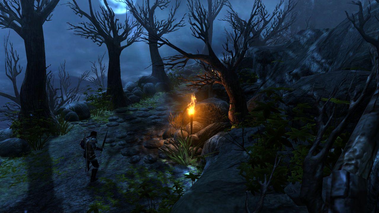 Dungeon Siege 3 v čerstvé galerii 30717
