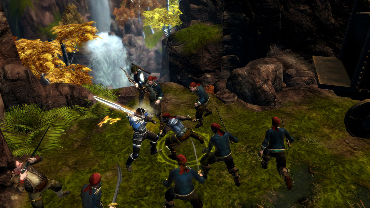 Dungeon Siege 3 v čerstvé galerii 30719