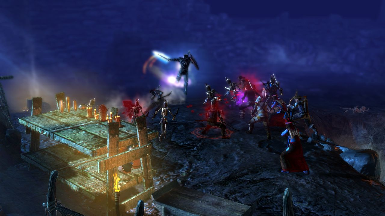 Dungeon Siege 3 v čerstvé galerii 30721