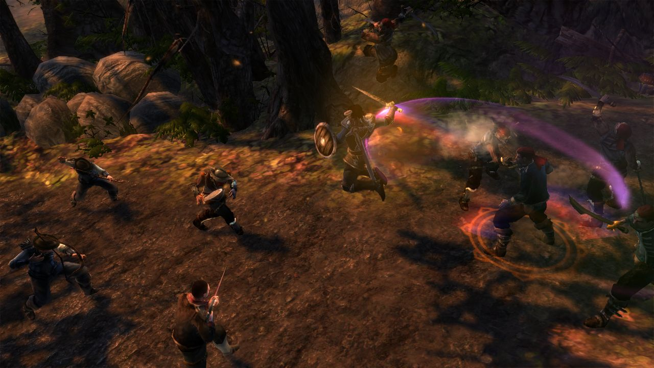 Dungeon Siege 3 v čerstvé galerii 30723