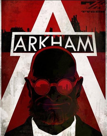 Arkham City bude pětkrát větší, než Arkham Island 30748