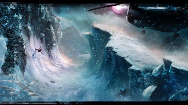 Nebezpečná místa a laviny v SSX: Deadly Descent 31183
