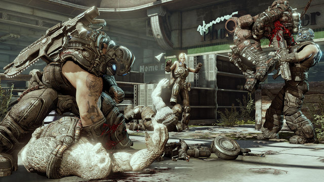 Gears of War 3 – datum vydání, mapy a zbraně 31302