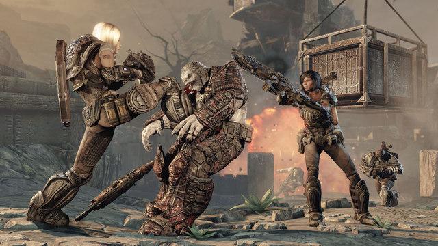Gears of War 3 – konec války na dosah 31303