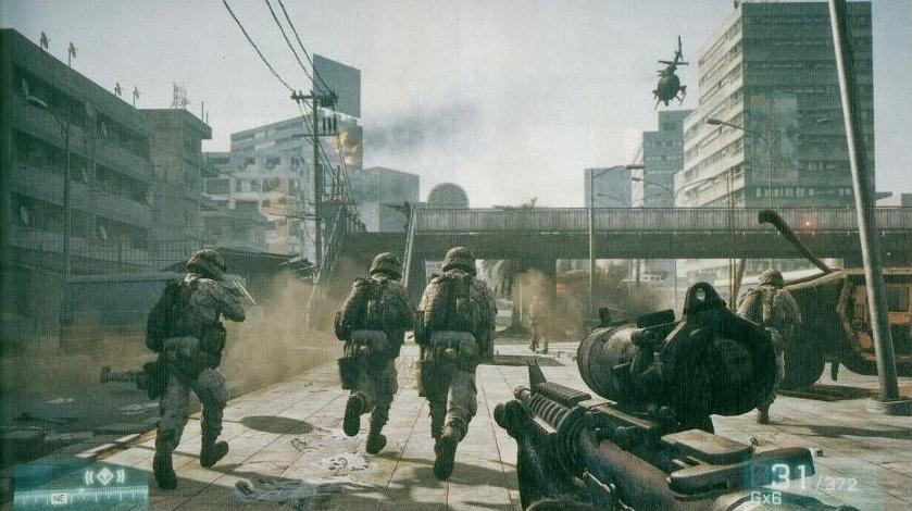 Co prozatím víme o Battlefield 3? 31315