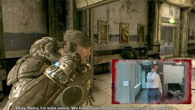 Gears of War prý vzniká taky pro Kinect 31473