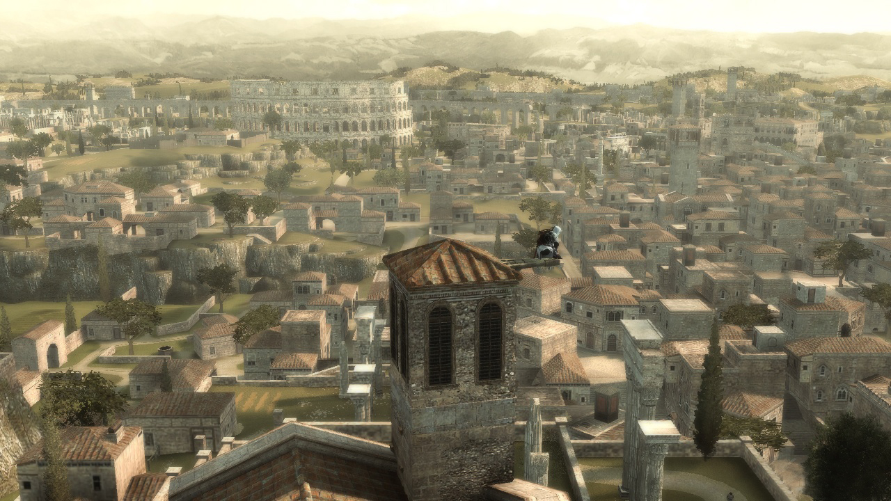 Launch párty Assassin's Creed: Brotherhood 31614