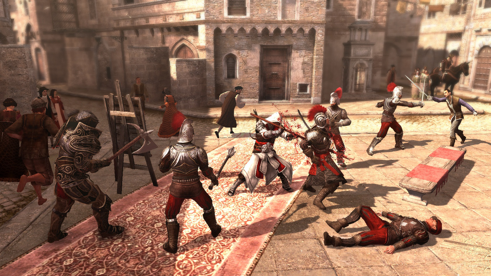 Launch párty Assassin's Creed: Brotherhood 31622