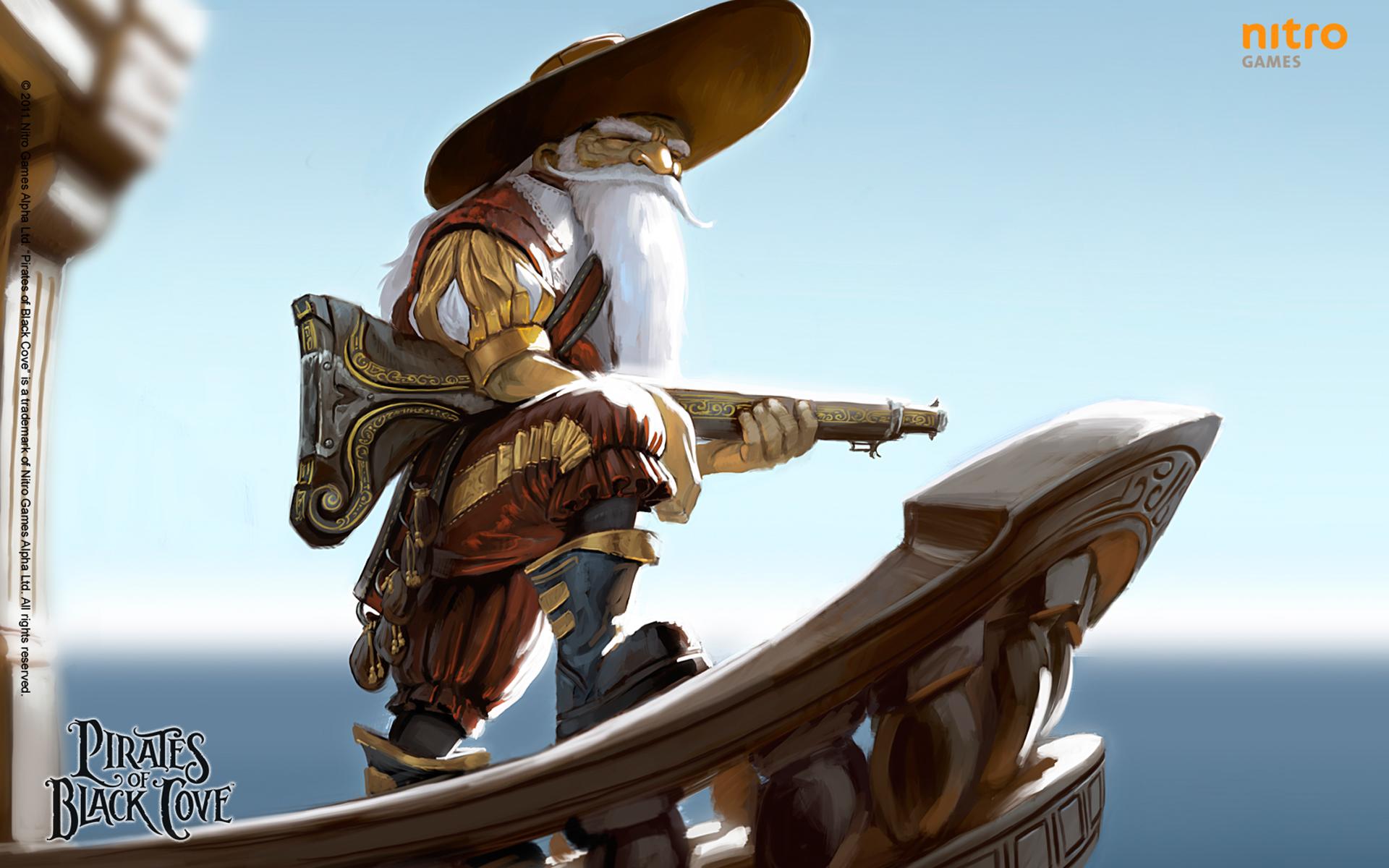 Pirates of Black Cove - pirátská strategická RPG hra 31640