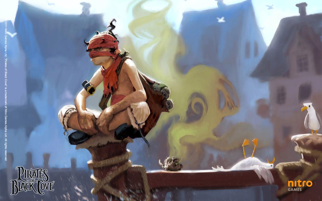 Pirates of Black Cove - pirátská strategická RPG hra 31643