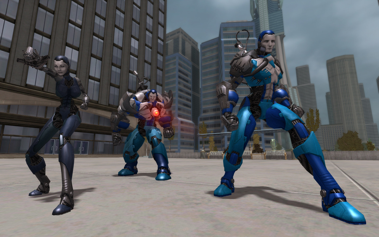 City of Heroes bude brzy Free-to-Play 31763