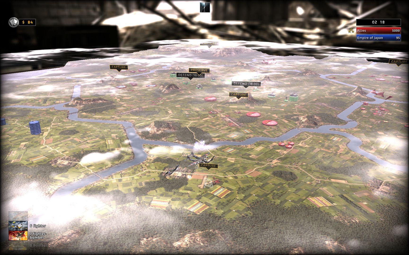 Japonská armáda ve strategii R.U.S.E. 31994