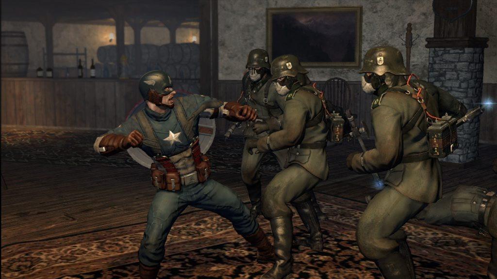 Captain America: Super Soldier – když má Batman dovolenou 32265