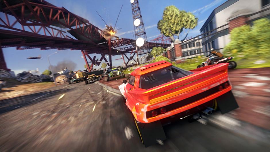 Osmnáct obrázků z destruktivního MotorStorm: Apocalypse 32324