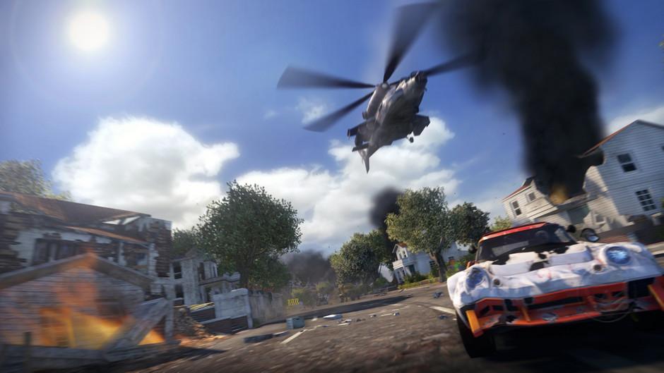 Osmnáct obrázků z destruktivního MotorStorm: Apocalypse 32325
