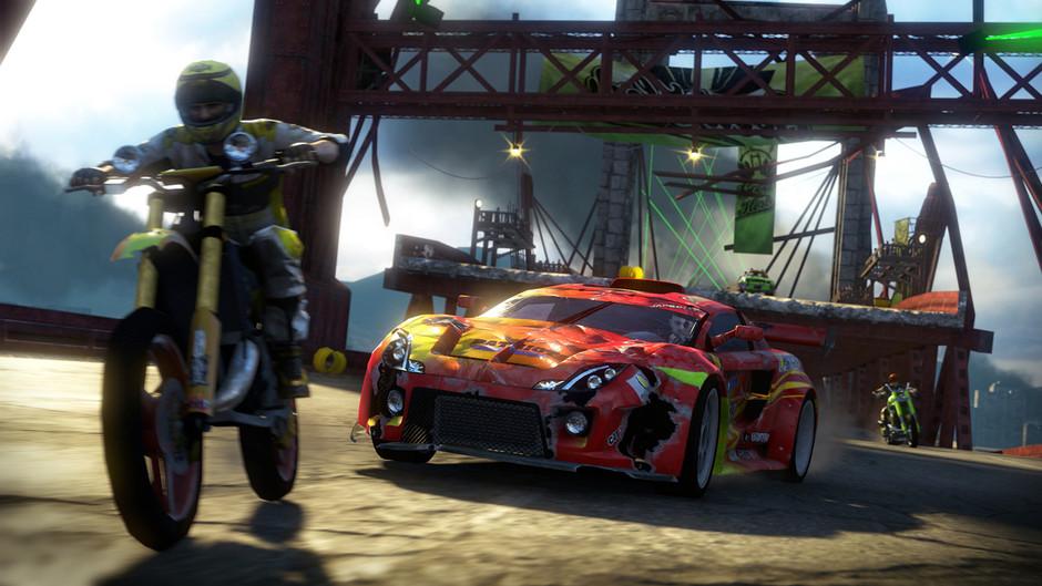 Osmnáct obrázků z destruktivního MotorStorm: Apocalypse 32327