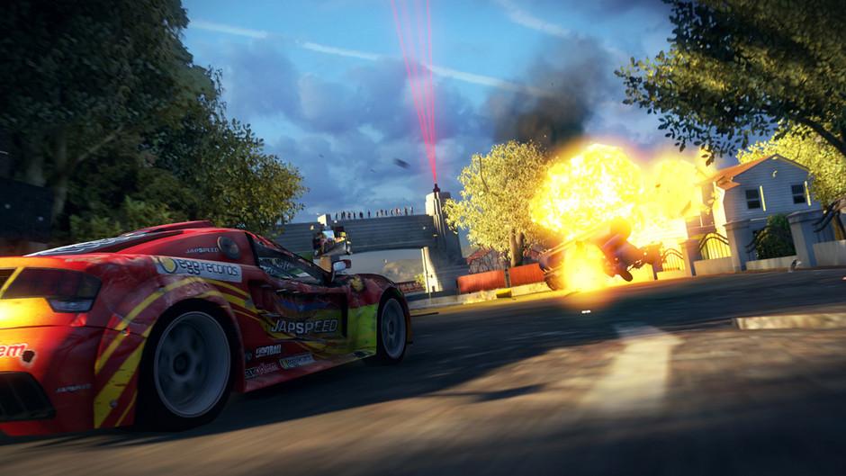 Osmnáct obrázků z destruktivního MotorStorm: Apocalypse 32328