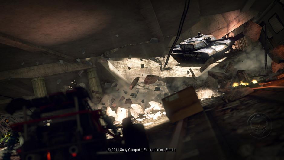 Osmnáct obrázků z destruktivního MotorStorm: Apocalypse 32332