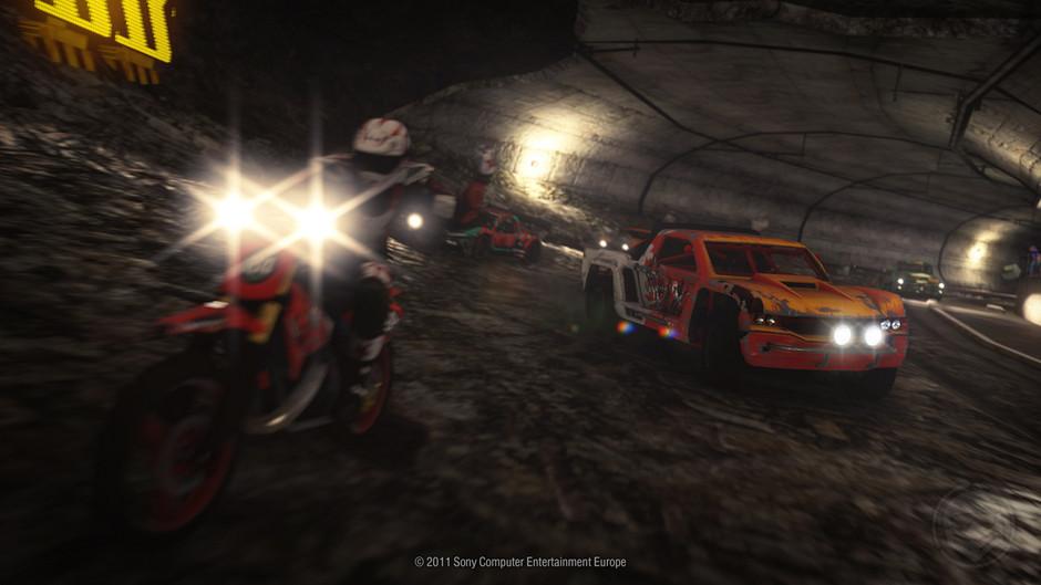 Osmnáct obrázků z destruktivního MotorStorm: Apocalypse 32333