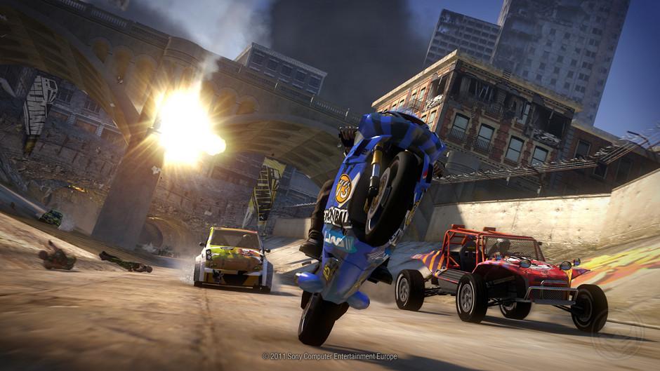 Osmnáct obrázků z destruktivního MotorStorm: Apocalypse 32335