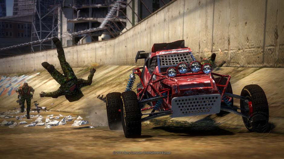Osmnáct obrázků z destruktivního MotorStorm: Apocalypse 32338