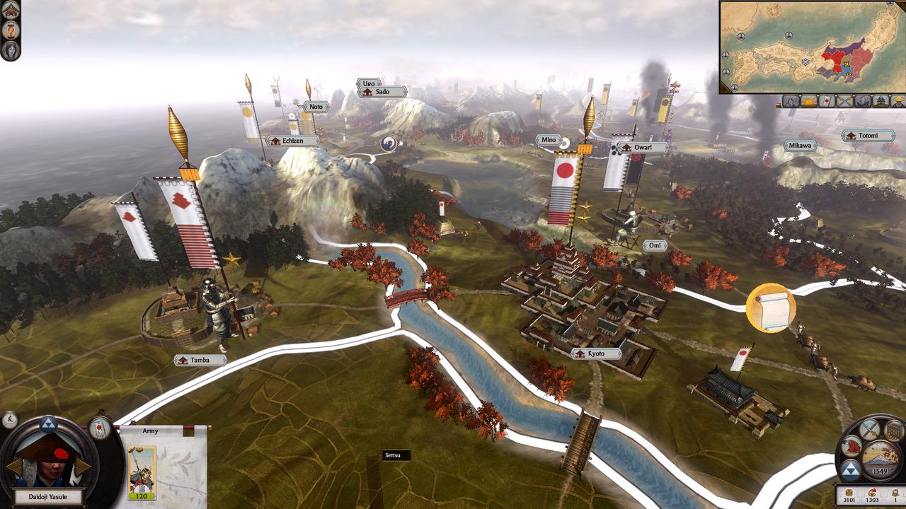 Total War: Shogun 2 – znovu v císařově náruči 32351