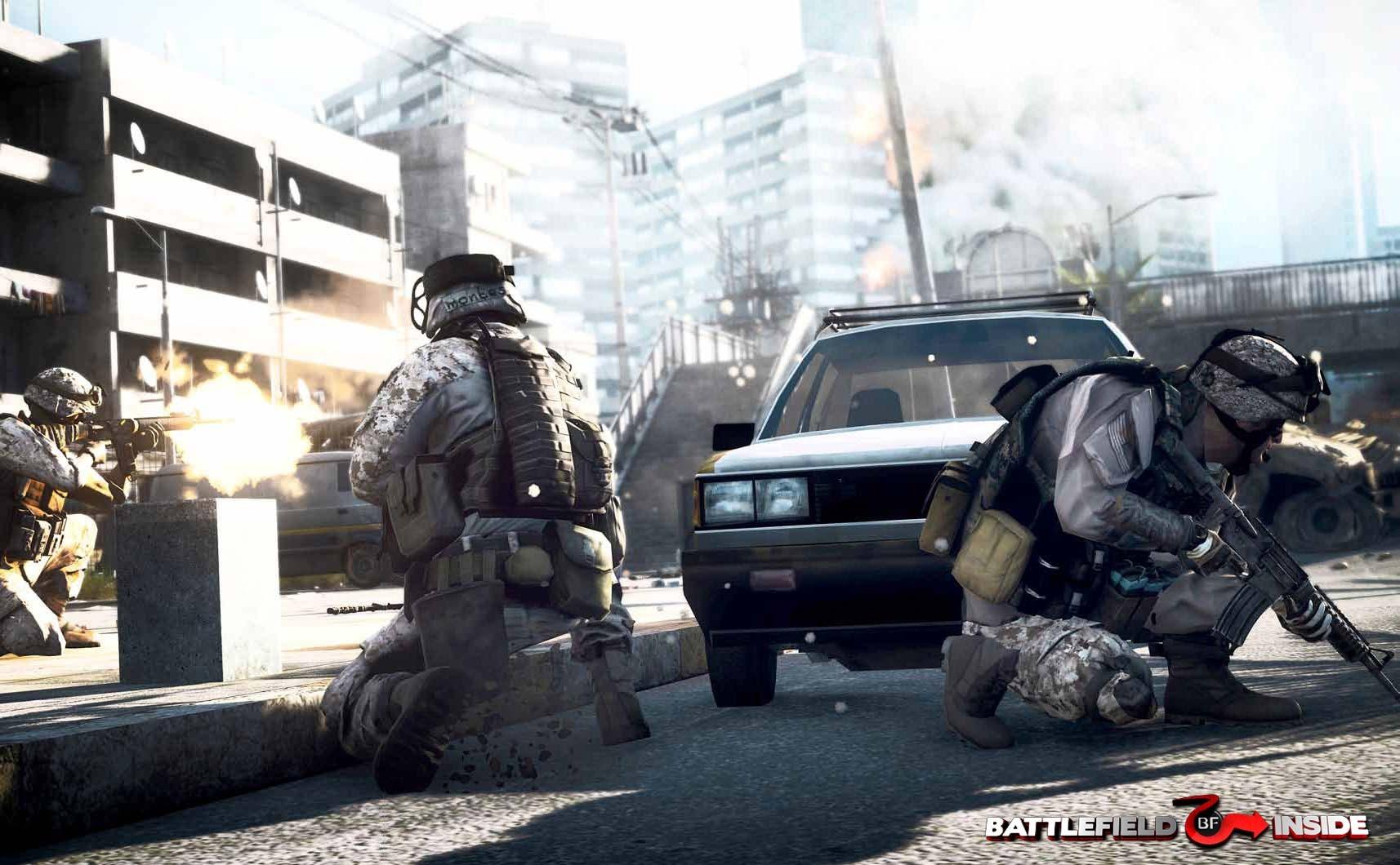 Co prozatím víme o Battlefield 3? 32622