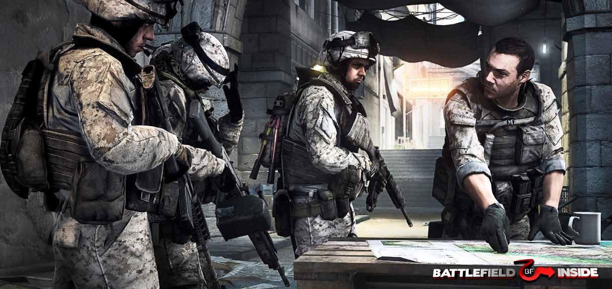 Co prozatím víme o Battlefield 3? 32623