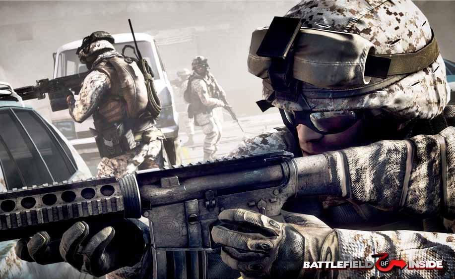 Co prozatím víme o Battlefield 3? 32624