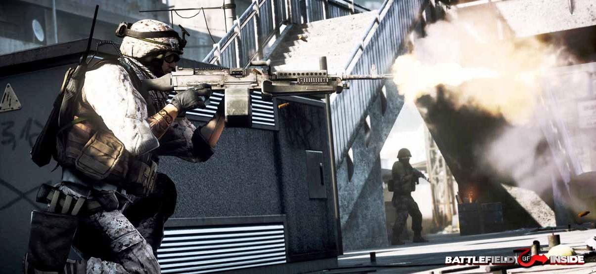 Co prozatím víme o Battlefield 3? 32625