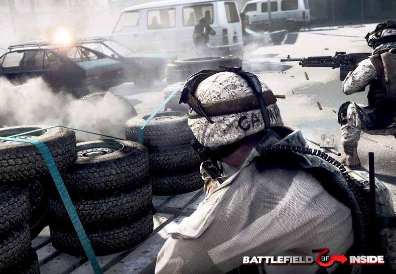 Co prozatím víme o Battlefield 3? 32626