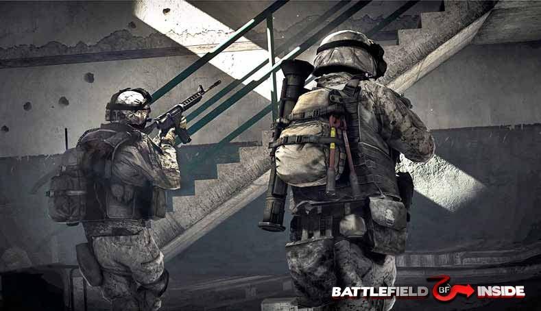 Co prozatím víme o Battlefield 3? 32627
