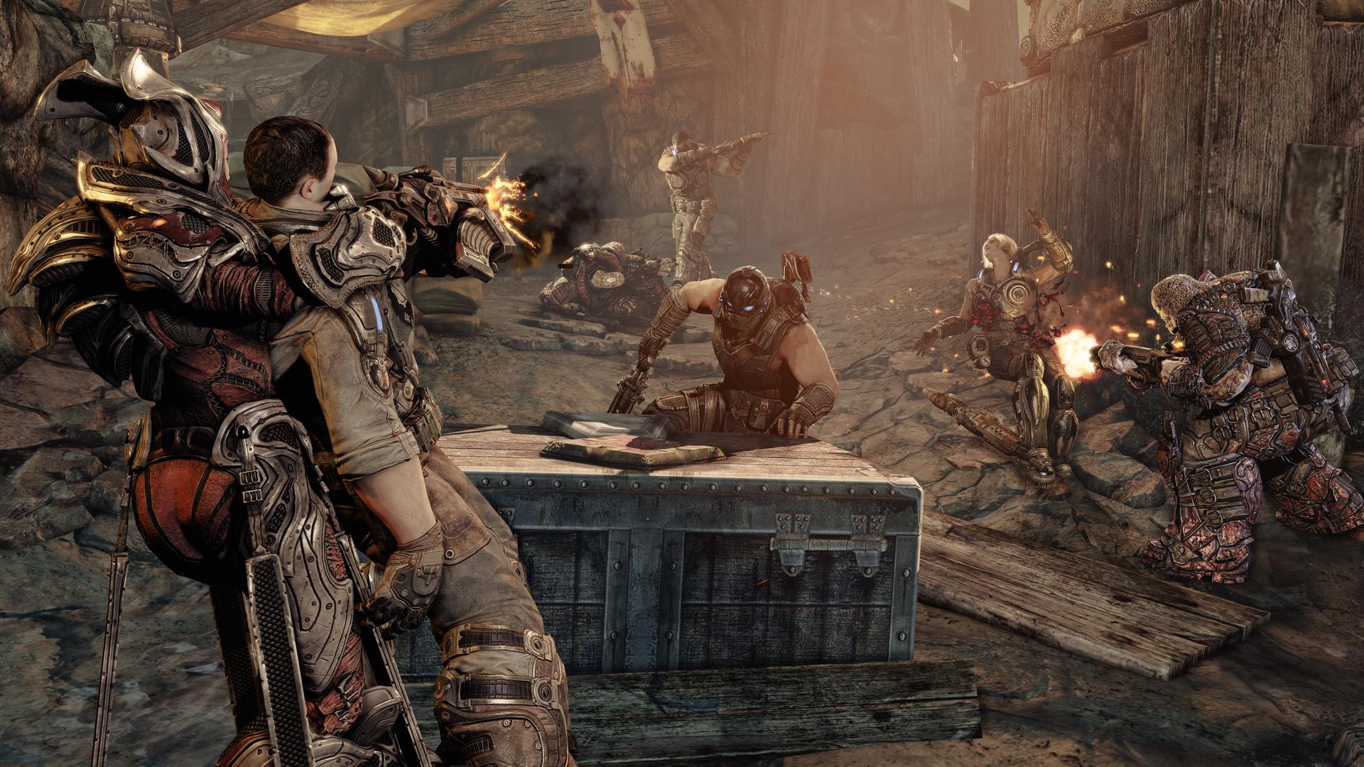 Gears of War 3 – bratři až do konce 32718