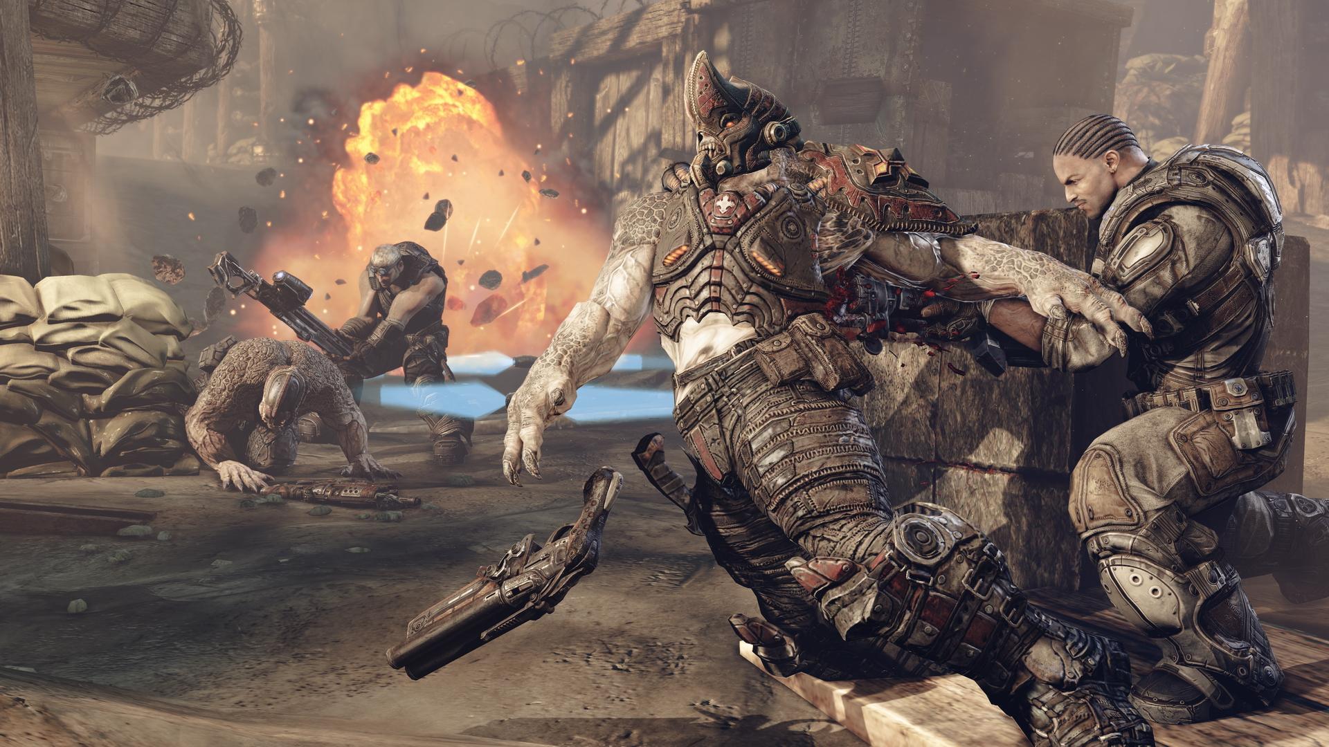 Gears of War 3 – bratři až do konce 32719
